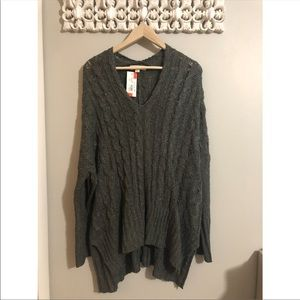 Boutique Brands by DownEast Cozy Cabin Sweater